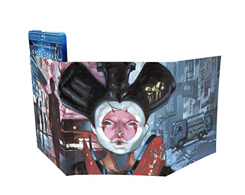 Ghost In The Shell - Graphic Art Collection (Limited Edition) ( Blu Ray)