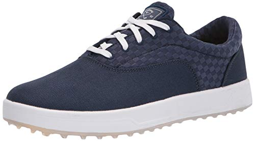 Callaway Men's Del Mar Sunset Golf Shoe, Navy, 10.5