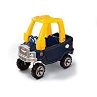 Little Tikes Cozy Truck - Real Working Horn - For Ages 18 Months to 5 Years, Blue