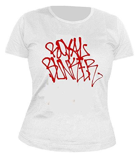 Savas & Sido Royal Bunker - Tag - Girlie - Shirt Größe M