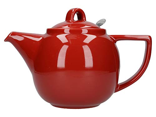 London Pottery 77460 - Tetera con infusor (cerámica)