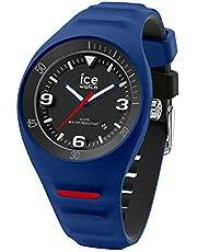 Ice-Watch - P Leclercq Blueprint - Montre Bleue pour Homme avec Bracelet en Silicone - 018948 (Medium)