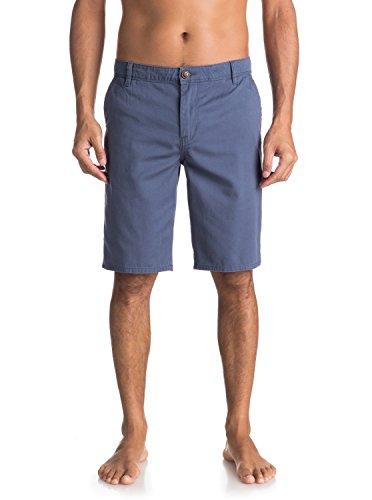 Quiksilver Herren EVDAYCHILIGHTSH M WKST BYL0 Walk Shorts, Vintage Indigo - Solid, 30