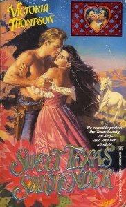 Sweet Texas Surrender (Lovegram) - Book #3 of the Hired Gunslinger Series