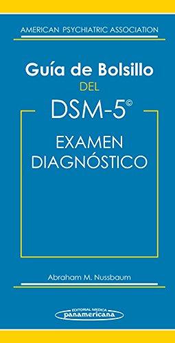 Guia de bolsillo del dsm-5 (incluye version digital): Para el examen diagnóstico (Incluye versión digital)