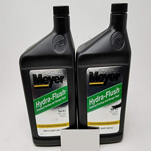 Meyer 2 PK Diamond Hydra-Flush Universal Flushing and Storage Fluid Petroleum Oil 15901