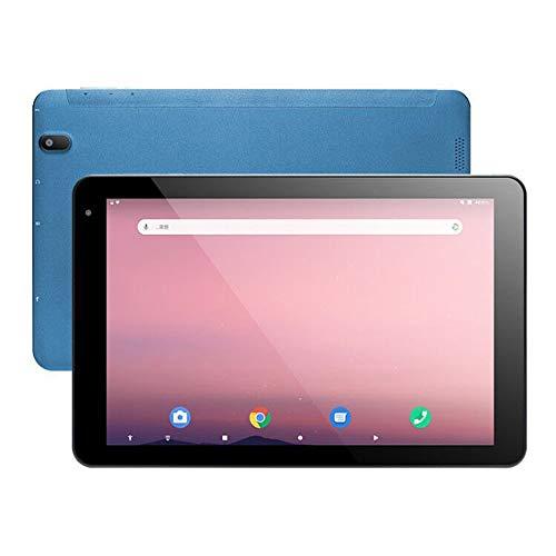 tablet PC Procesador Octa-Core 64GB Android PC Pantalla HD IPS de 10 Pulgadas Cámaras HD Delantera y Trasera Batería Grande de 6000mAh Máquina de Aprendizaje Inteligente