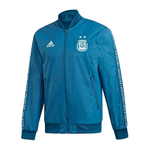 Jaqueta Hino Argentina Adidas Azul DP2909 (G)