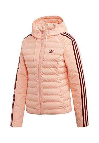 adidas Originals Jacke Damen Slim Jacket ED4739 Rosa, Size:36