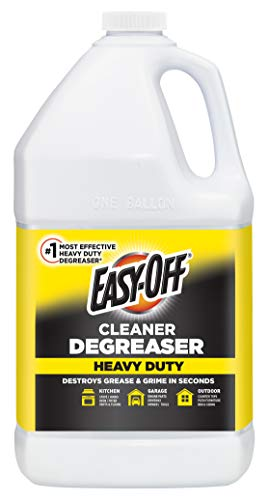 Easy Off Heavy Duty DegreaserCleaner 128 Ounce