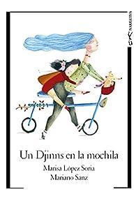 Un Djinns en la mochila par  Marisa López Soria