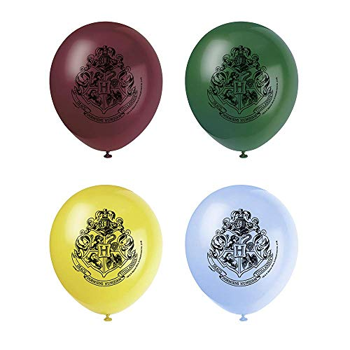 Unique Party- Globo, Multicolor (59075)