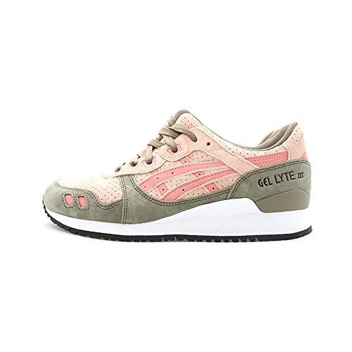Asics Damen Tiger Gel Lyte III W Sneaker Beige, 37
