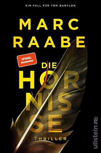Buchseite und Rezensionen zu 'Die Hornisse: Thriller' von Marc Raabe