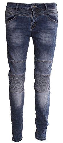 Basic.de Skinny Hose Biker XS Jeans