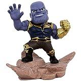 Beast Kingdom- Mini Egg Attack Marvel Figura Thanos, Multicolor (MAR18101902)
