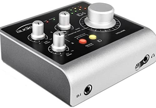 New item Audient iD4 USB 2-in 2-out Audio High material Interface Performance