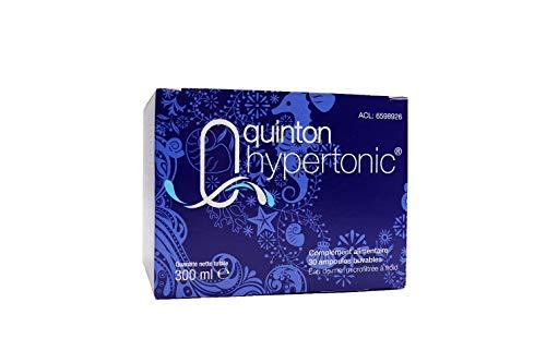 Quinton Hypertonic - 30 ampoules buvables