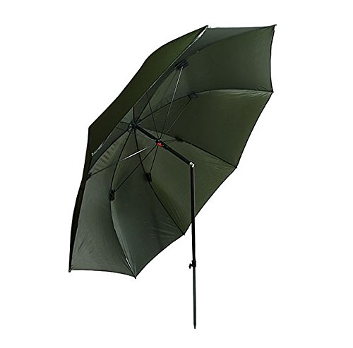 Large 50 inch fishing umbrella 250 cm fishing umbrella with joint.