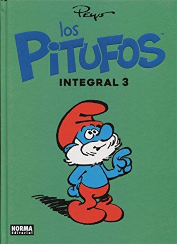 LOS PITUFOS. INTEGRAL 03