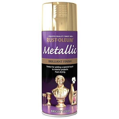400ml Brilliant Metallisch/Gold