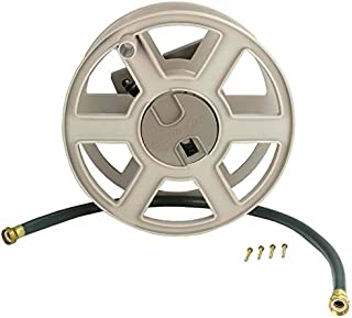 suncast wall mount hose reel
