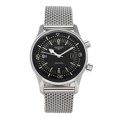 Longines Legend Diver Reloj automático para hombre L3.774.4.50.6 L37744506