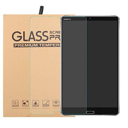 Labanema Huawei MediaPad M5 8.4 Pellicola Protettiva, Pellicola Protettiva Schermo in Vetro Temperato [Durezza 9H] per 8.4  Huawei MediaPad M5 8.4 2018 Tablet