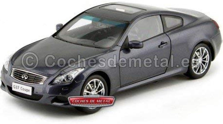 precios bajos todos los dias 2013 Infiniti Q60 (G37S) V6 Coupe azul Slate 1 18 18 18 Paudi Models 5502  todos los bienes son especiales