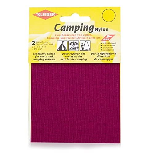 Kleiber + Co.GmbH Camping-Nylon-selbstklebend, Braun