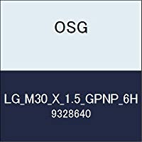 OSG ゲージ LG_M30_X_1.5_GPNP_6H 商品番号 9328640