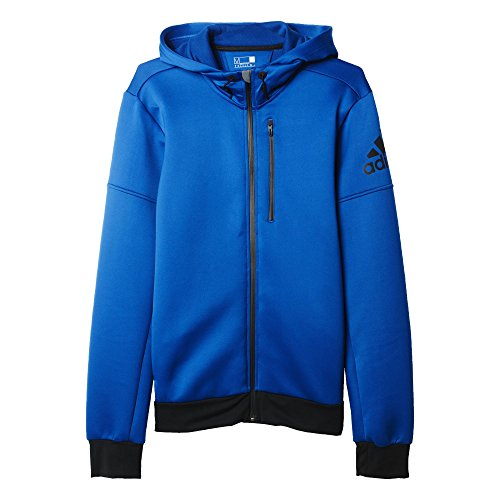 Adidas AJ4813 Veste Homme, Bleu, FR : S (Taille Fabricant : S)