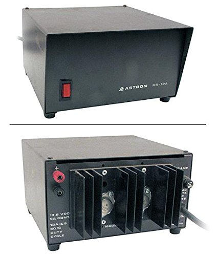 Astron Rs-12a 9 Amp Power Supply. Buy it now for 121.95