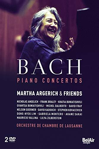 Martha Argerich - Piano Concertos
