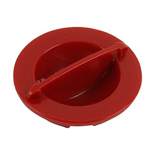 Dirt Devil Reinigungsklappe 5050007 | 1 Verschluss, Farbe rot | für Infinity Excell und Proxima