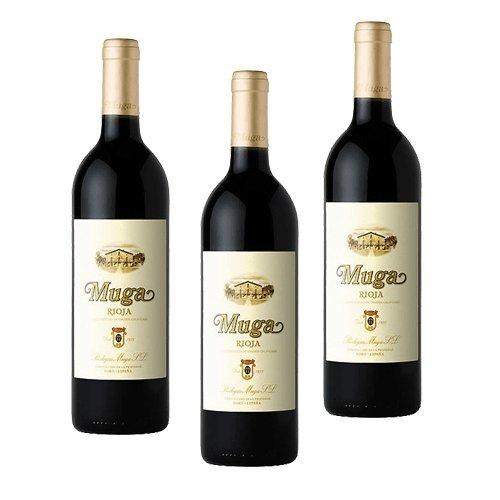 Muga Crianza - Vino Tinto - 3 Botellas