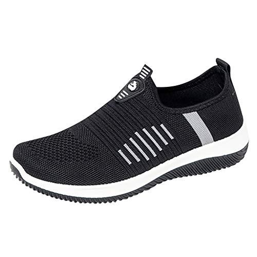 Briskorry sneakers Damen Draussen Gittergewebe Atmungsaktiv Leichte Sportschuhe Laufen Atmungsaktive Schuhe Turnschuhe Casual Outdoor camper schuhe