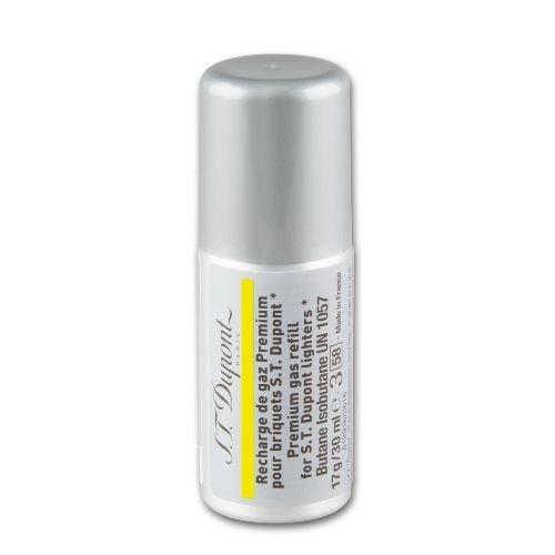 Preisvergleich Produktbild Feuerzeuggas Original Dupont gelb zum Nachfüllen in Gastanks 30 ml