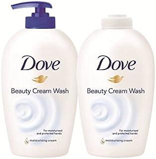 Dove Beauty Cream Wash jabon de Manos 250 ML + Recambio 250 ML
