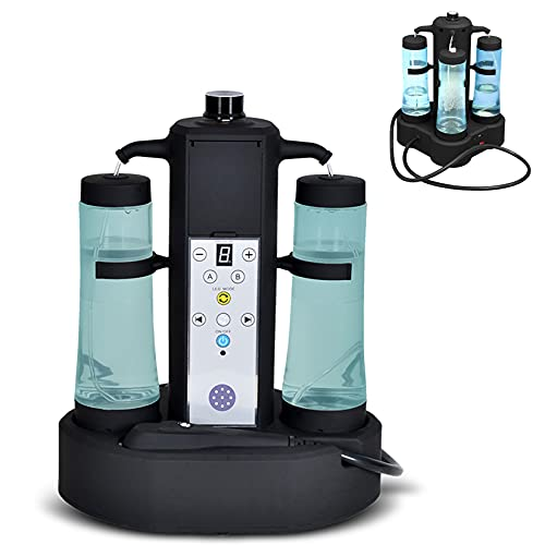YJF-MRY Máquina de dermoabrasión Hydra portátil, Equipo de Belleza Facial, Limpieza Profunda de la Cara, máquina de pelado por Chorro de Agua con Sistema de música Blue Tooth