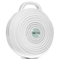A small white noise machine is one of the most a unique travel gift ideas to give to anyone.
