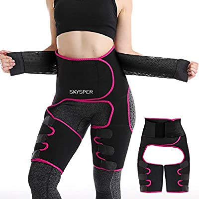 SKYSPER Waist Trimmer for Women, Waist Trainer ...