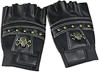 Gym Sports Professional Gloves Outdoor Riding Tactical Exercise Leather Gloves
