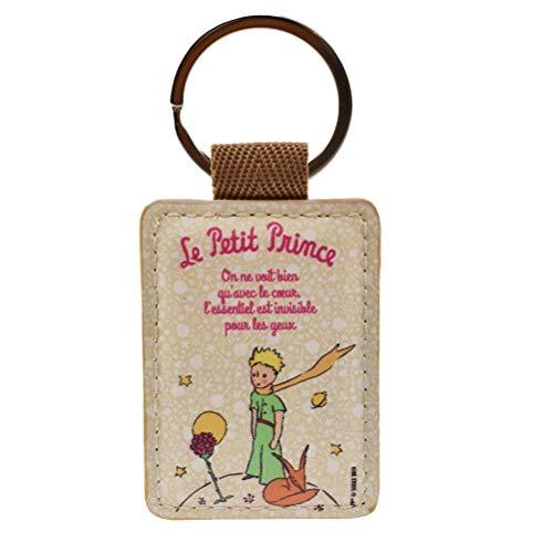 Le Petit Prince, Llavero de El Principito con rosa, Enesco