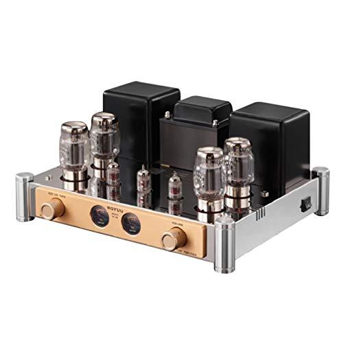 Reisong BOYUU MT-88 KT88 Amplificatore valvolare 12AT7 12AU7 Amplificatore audio stereo HiFi AMP con coperchio(With cover)