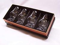 Hauteur: 114mm 114,3cm Capacité: 170ml 6oz Diamètre: 46mm 13/10,2cm La forme unique et élégant a été fabriqués avec grands soins à améliorer la jouissance de malts et de mélanges. La bouche (permet une facilité de consommation pas de verres...