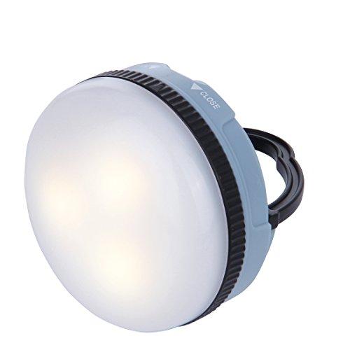 10T Outdoor Equipment MCL 150lm Lampada di Campeggio, Blu, 12x 6x 9cm
