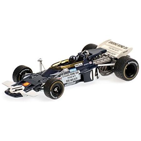 ☆ ミニチャンプス 1/43 ロータス フォード 72 1970 F1 メキシコGP #14 G.ヒル