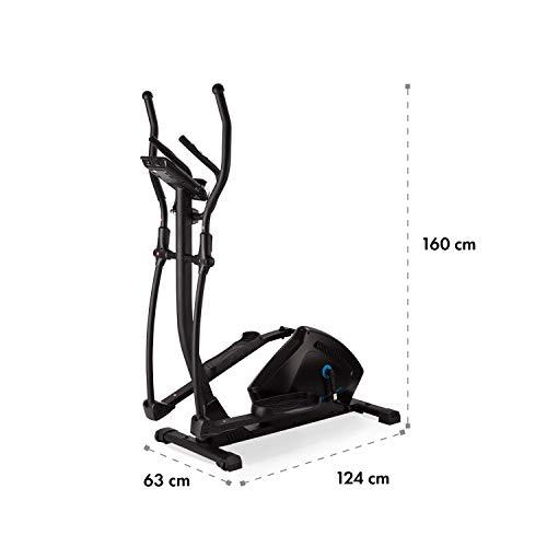 Capital Sports Helix Track Crosstrainer mit Trainingscomputer - 8