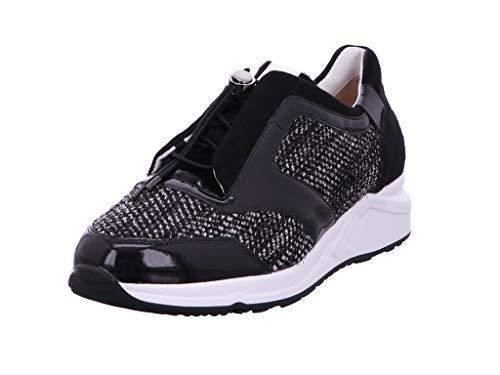 Hassia Damen Sneaker 83025160100 schwarz 775167